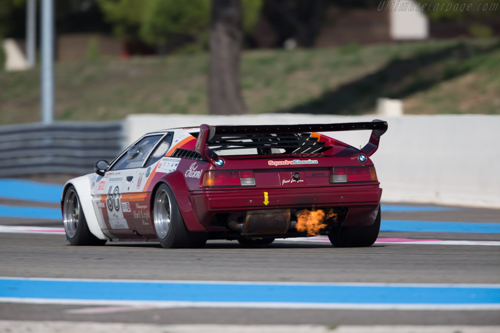 Bmw M1 Procar Chassis 4301063 Driver Christian