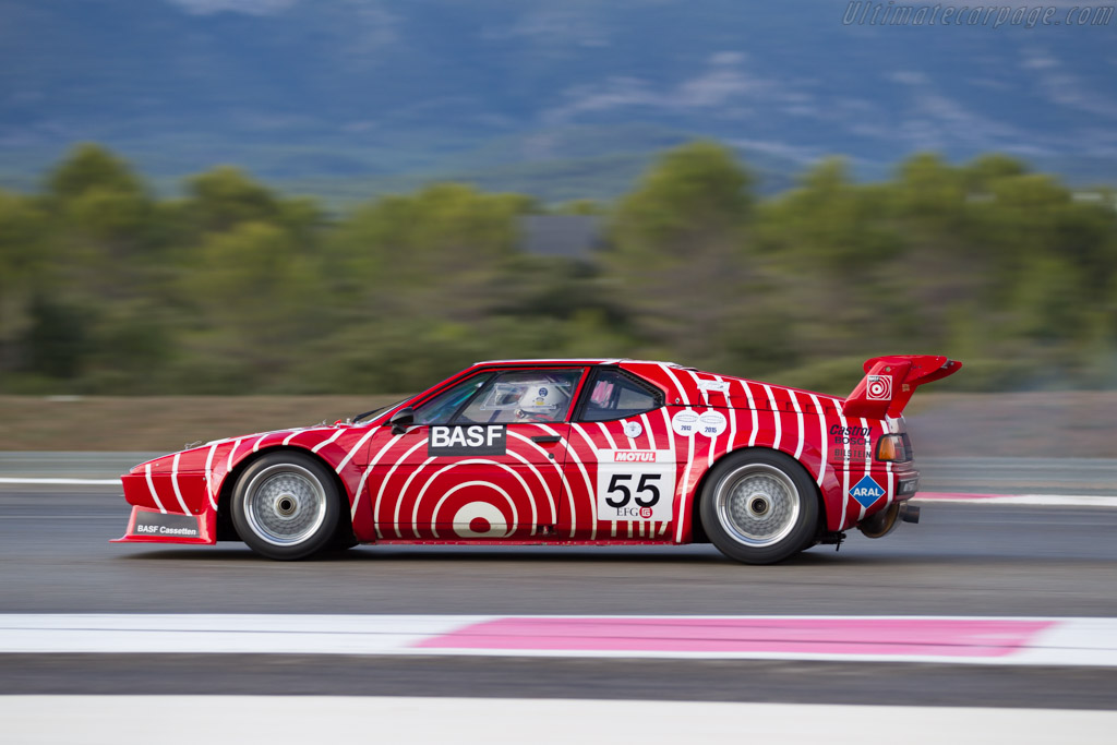BMW M1 Procar - Chassis: 4301076 - Driver: Guenther Schindler - 2015 Dix Mille Tours