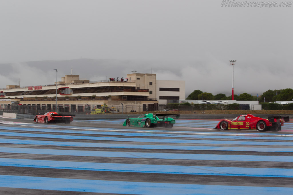 Cheetah G606 - Chassis: 002 - Driver: Eric Rickenbacher  - 2015 Dix Mille Tours