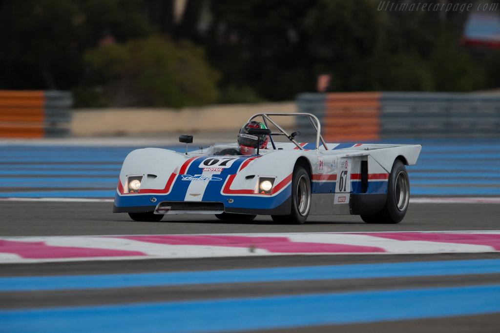 Chevron B19 - Chassis: B19-71-14 - Driver: Maurizio Bianco / Davide Mazzoleni  - 2015 Dix Mille Tours