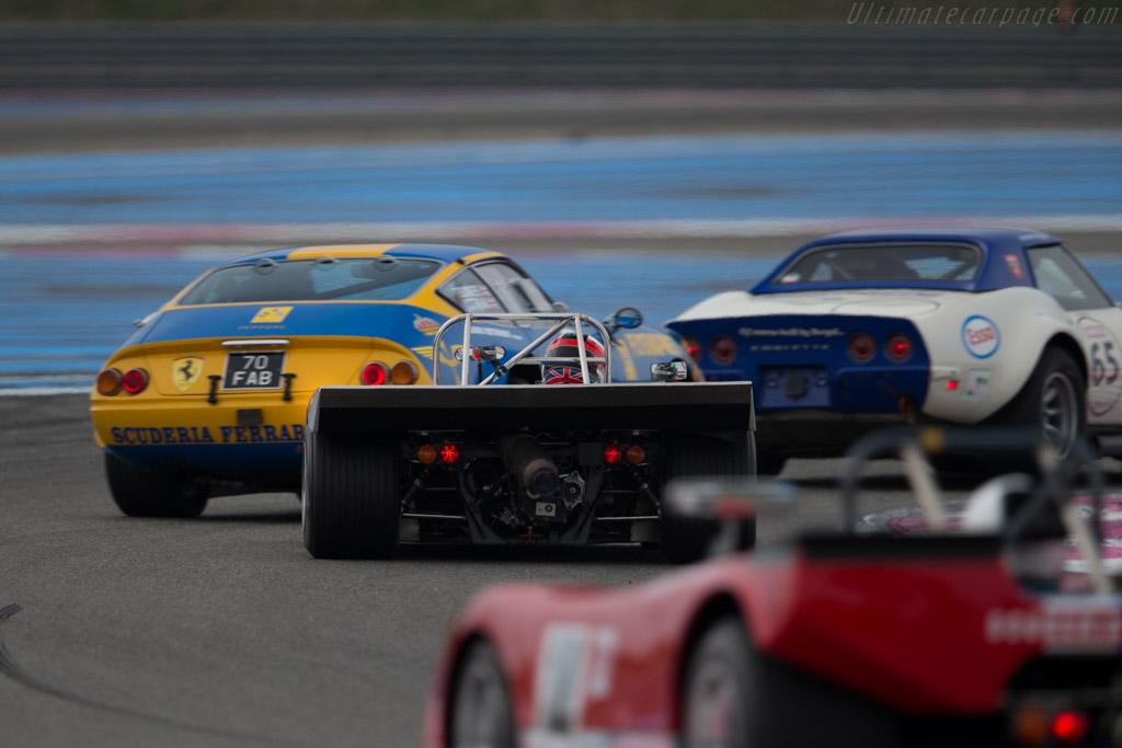 Chevron B19 FVC - Chassis: B19-71-14 - Driver: Maurizio Bianco / Davide Mazzoleni  - 2015 Dix Mille Tours