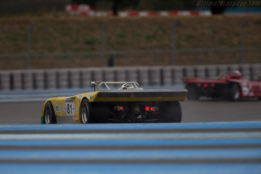 Chevron B21 - Chassis: B21-72-6 - Driver: Jean Legras / Jean-Philippe Debrie  - 2015 Dix Mille Tours