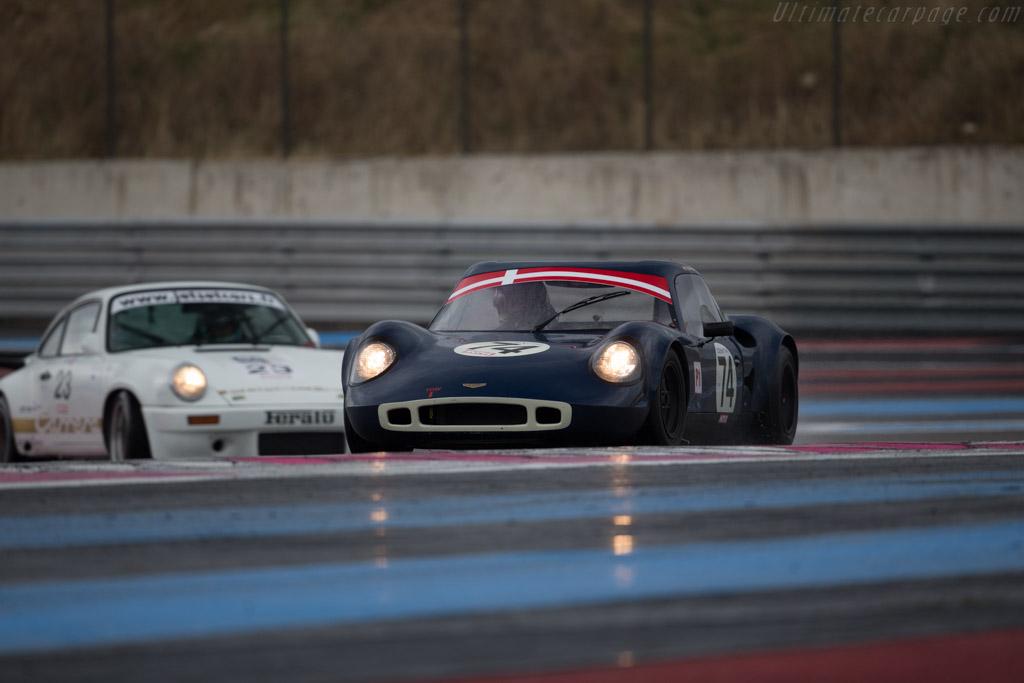 Chevron B8 BMW - Chassis: CH-DBE-58 - Driver: Tina Marianne Kok  - 2015 Dix Mille Tours