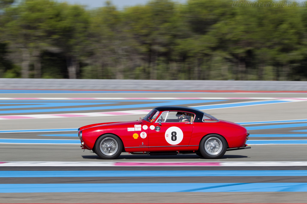 Ferrari 250 Europa GT - Chassis: 0357GT - Driver: Erich Traber - 2015 Dix Mille Tours