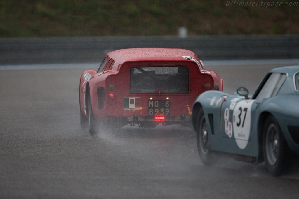 Ferrari 250 GT Breadvan - Chassis: 2819GT - Driver: Martin Halusa / Niklas Halusa  - 2015 Dix Mille Tours