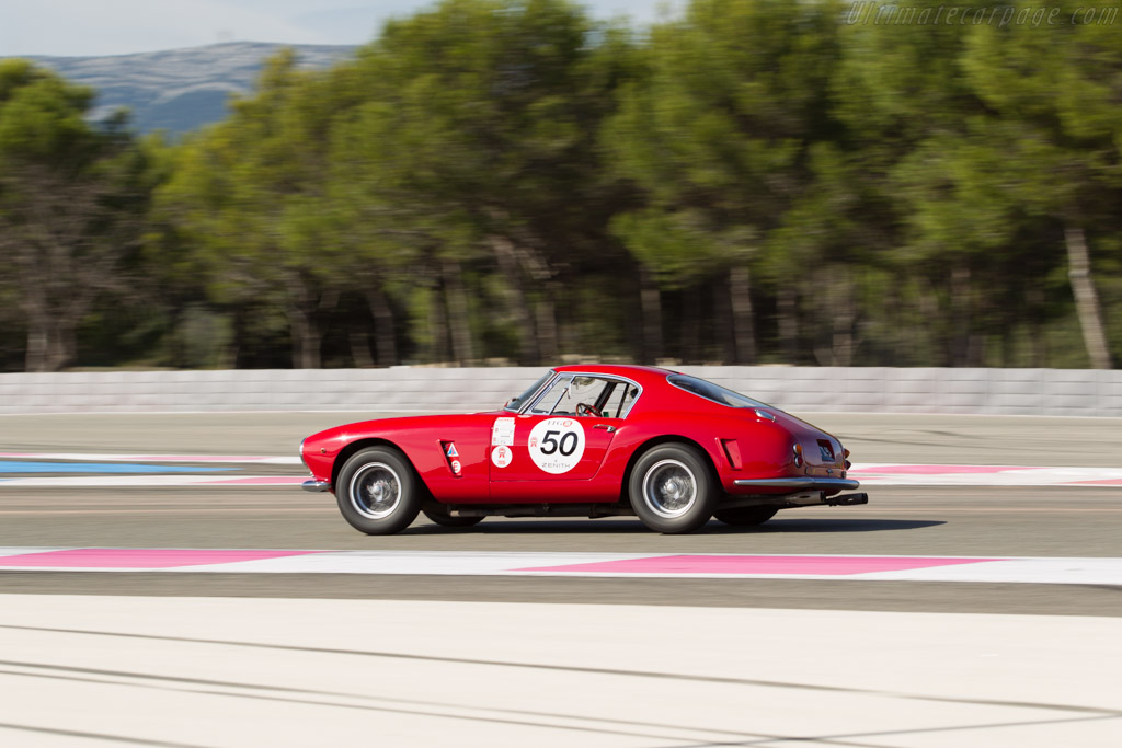 Ferrari 250 GT SWB - Chassis: 2221GT - Driver: Ben Gill  - 2015 Dix Mille Tours