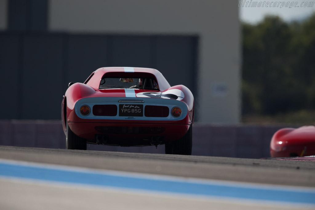 Ferrari 250 LM - Chassis: 5907 - Driver: Clive Joy  - 2015 Dix Mille Tours