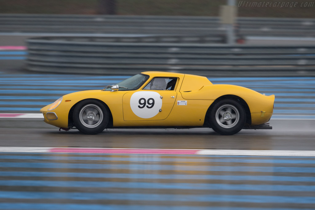 Car And Driver >> Ferrari 250 LM - Chassis: 6313 - Driver: Carlos Monteverde / Gary Pearson - 2015 Dix Mille Tours