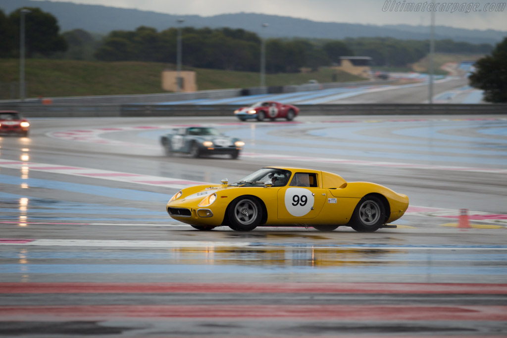 Ferrari 250 LM - Chassis: 6313 - Driver: Carlos Monteverde / Gary Pearson  - 2015 Dix Mille Tours