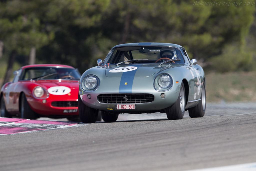 Ferrari 275 GTB - Chassis: 07037 - Driver: Eric Everard  - 2015 Dix Mille Tours