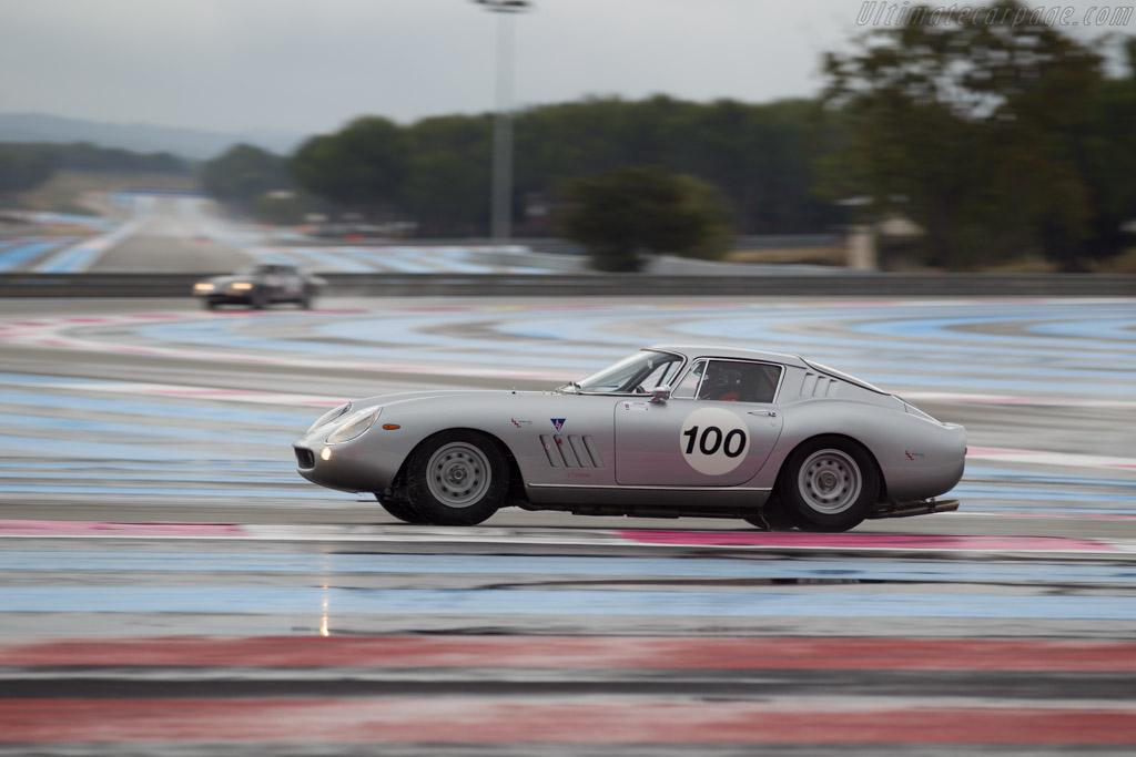 Ferrari 275 GTB - Chassis: 07983 - Driver: Paul Knapfield  - 2015 Dix Mille Tours