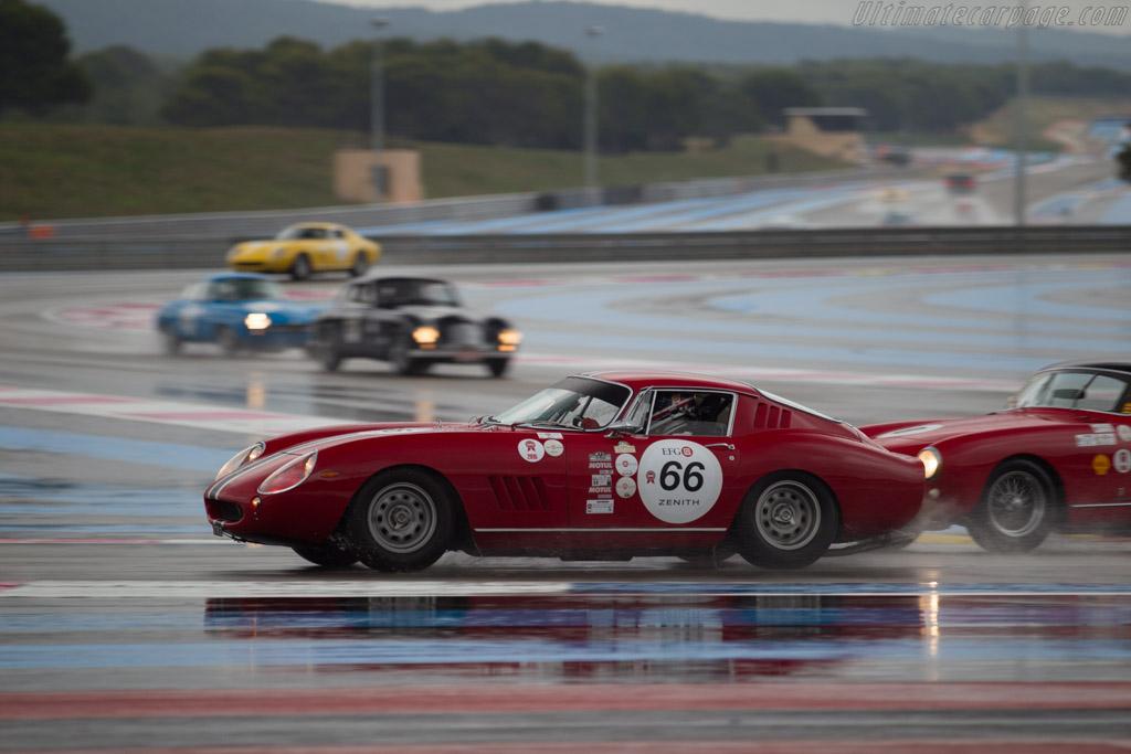 Ferrari 275 GTB - Chassis: 08213 - Driver: Dennis Singleton  - 2015 Dix Mille Tours