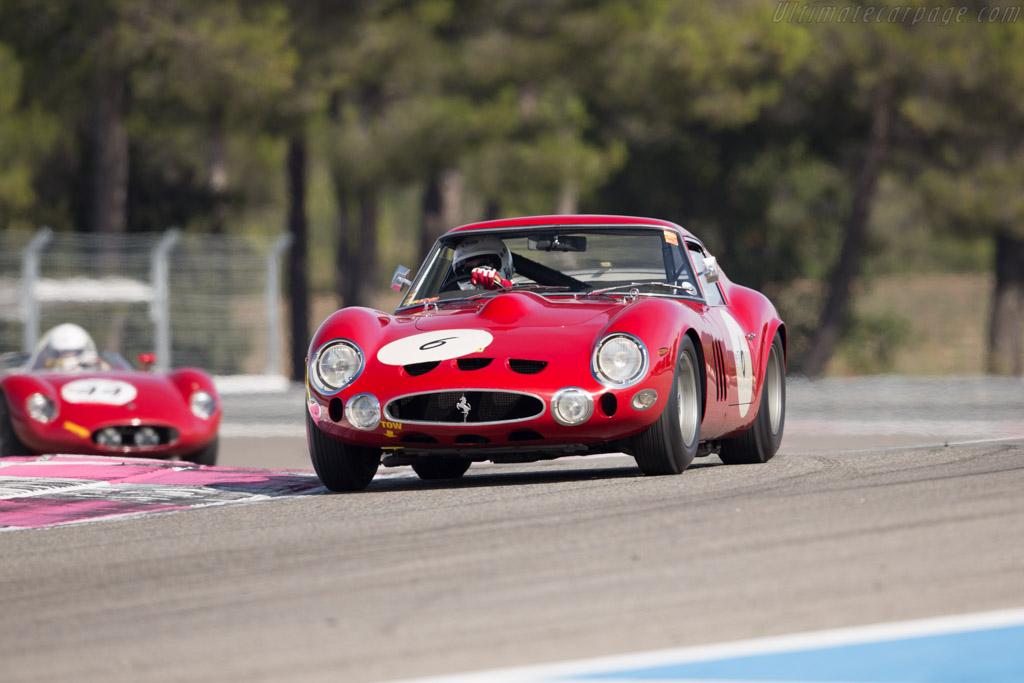 Ferrari 330 GTO - Chassis: 4561SA - Driver: Carlo Vogele  - 2015 Dix Mille Tours