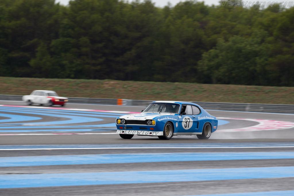 Ford Capri RS 2600 - Chassis: GAEGKA86116 - Driver: Ivor Dunbar  - 2015 Dix Mille Tours