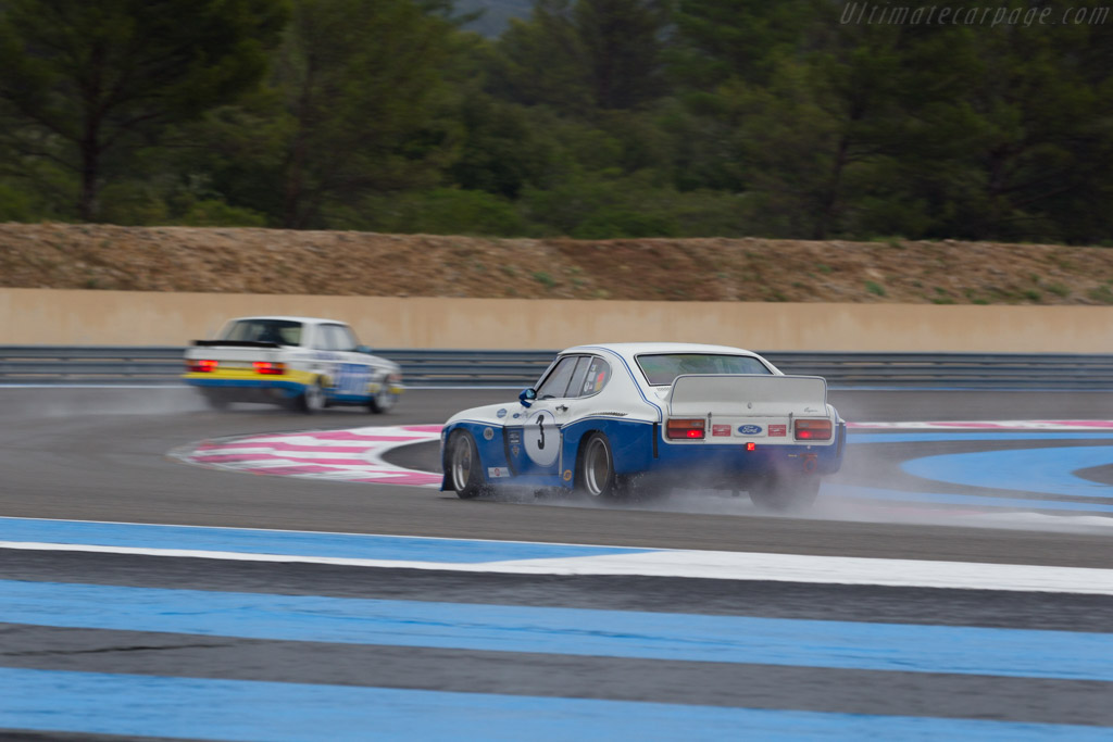 Ford Capri RS 3100 Broadspeed - Chassis: BFC 002 - Driver: Steve Soper / John Young  - 2015 Dix Mille Tours