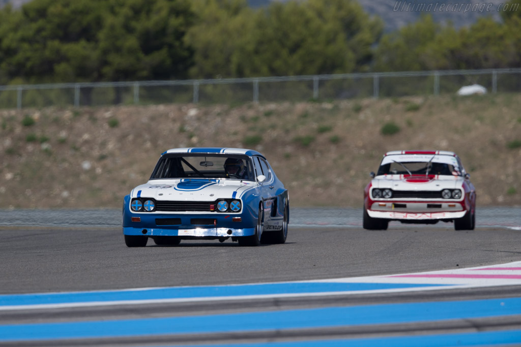 Ford Capri RS 3100 Cologne - Chassis: GAECLJ19998 - Driver: Mr John of B / David Ferrer  - 2015 Dix Mille Tours