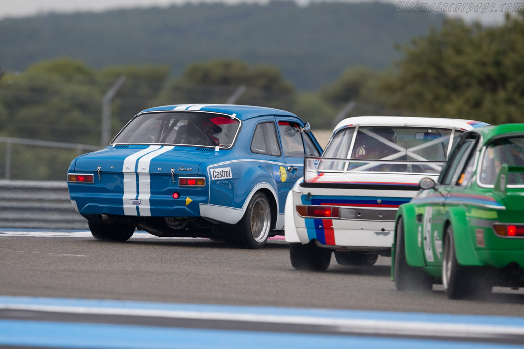 Ford Escort RS 1600 - Chassis: 1CBA657266 - Driver: Ben Gill  - 2015 Dix Mille Tours