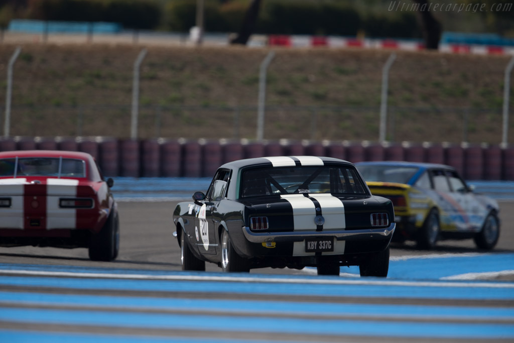 Ford Mustang 289 - Chassis: 5R07C200319 - Driver: Christian Dumolin  - 2015 Dix Mille Tours