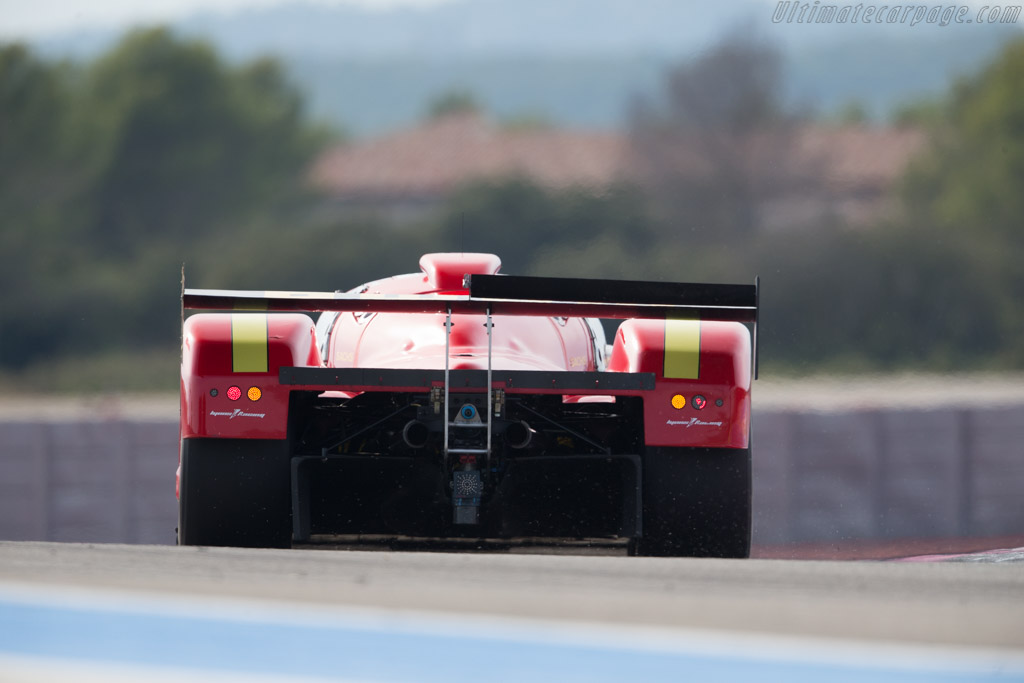Gebhardt C91 - Chassis: 901 - Driver: Michael Lyons  - 2015 Dix Mille Tours