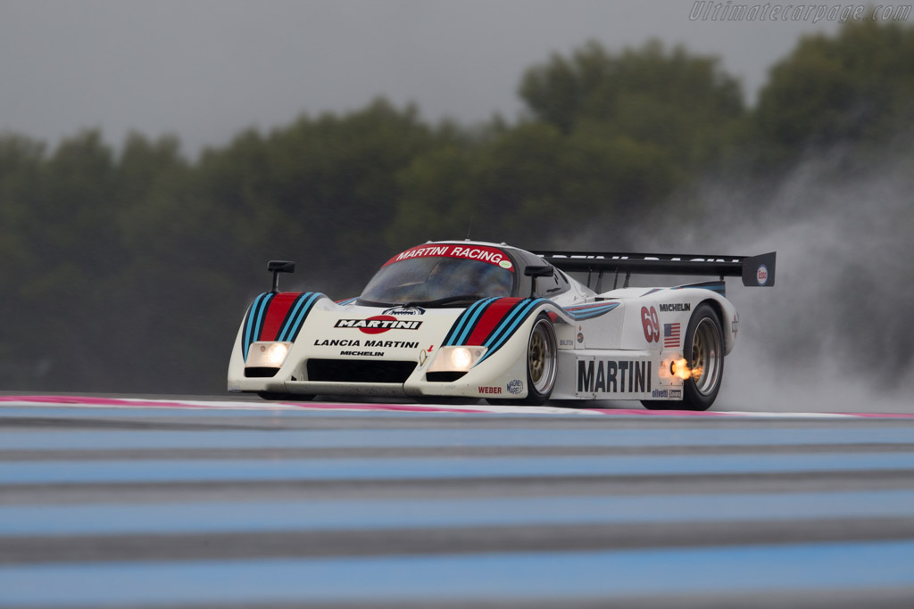 Lancia LC2 - Chassis: 0007 - Driver: Mr John of B  - 2015 Dix Mille Tours