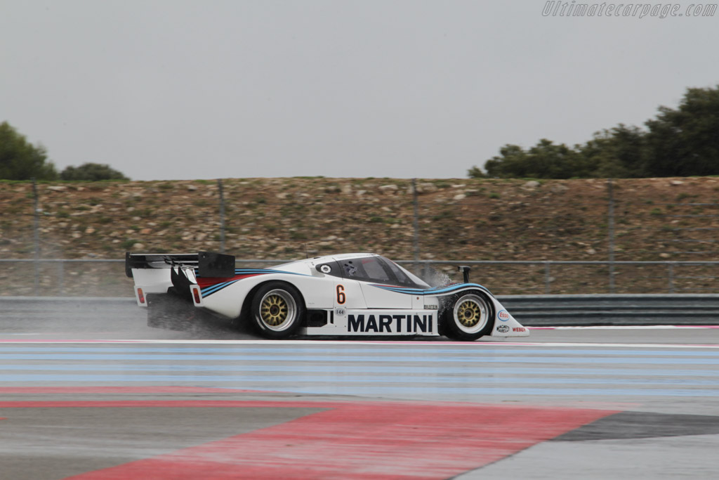 Lancia LC2 - Chassis: 0005 - Driver: Tim Summers  - 2015 Dix Mille Tours