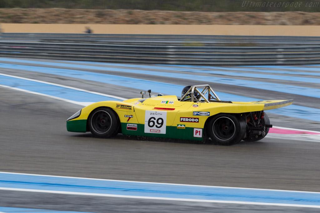 Ligier JS3 Cosworth - Chassis: JS3-01 - Driver: Mr John of B  - 2015 Dix Mille Tours