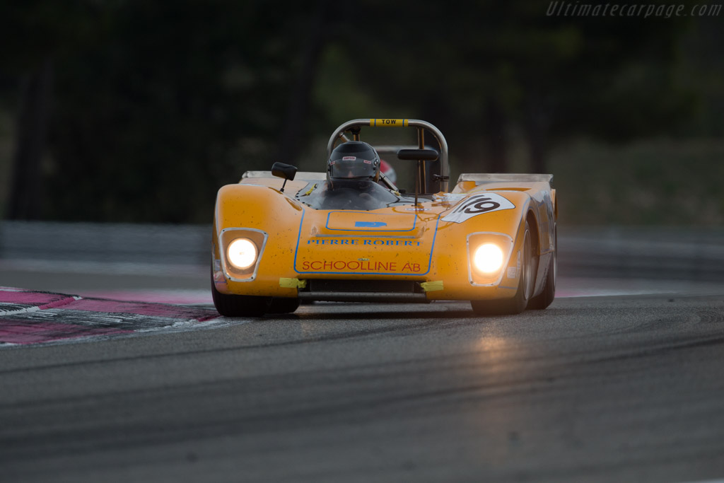 Lola T210 Cosworth - Chassis: SL210/14 - Driver: Frank Jacob / Phil Clark  - 2015 Dix Mille Tours