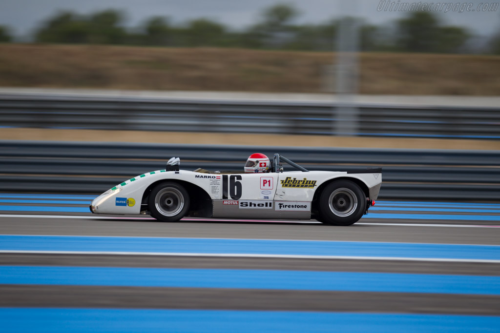 Lola T212 Cosworth - Chassis: HU23 - Driver: Serge Kriknoff  - 2015 Dix Mille Tours