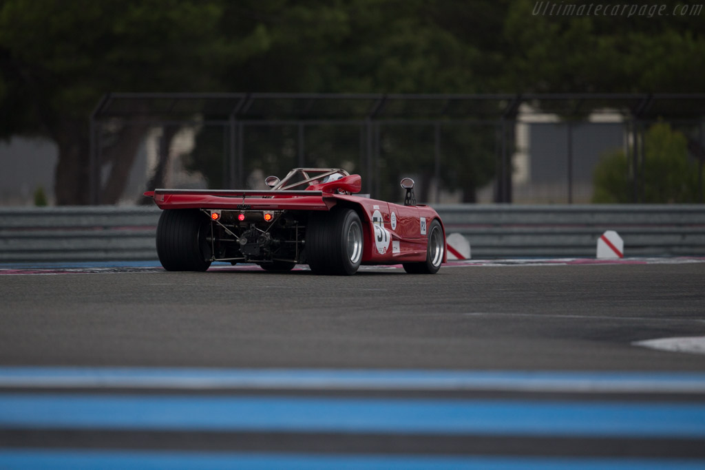 Lola T290 Cosworth - Chassis: HU34 - Driver: Gianluca Rattazzi / Emanuele Pirro  - 2015 Dix Mille Tours