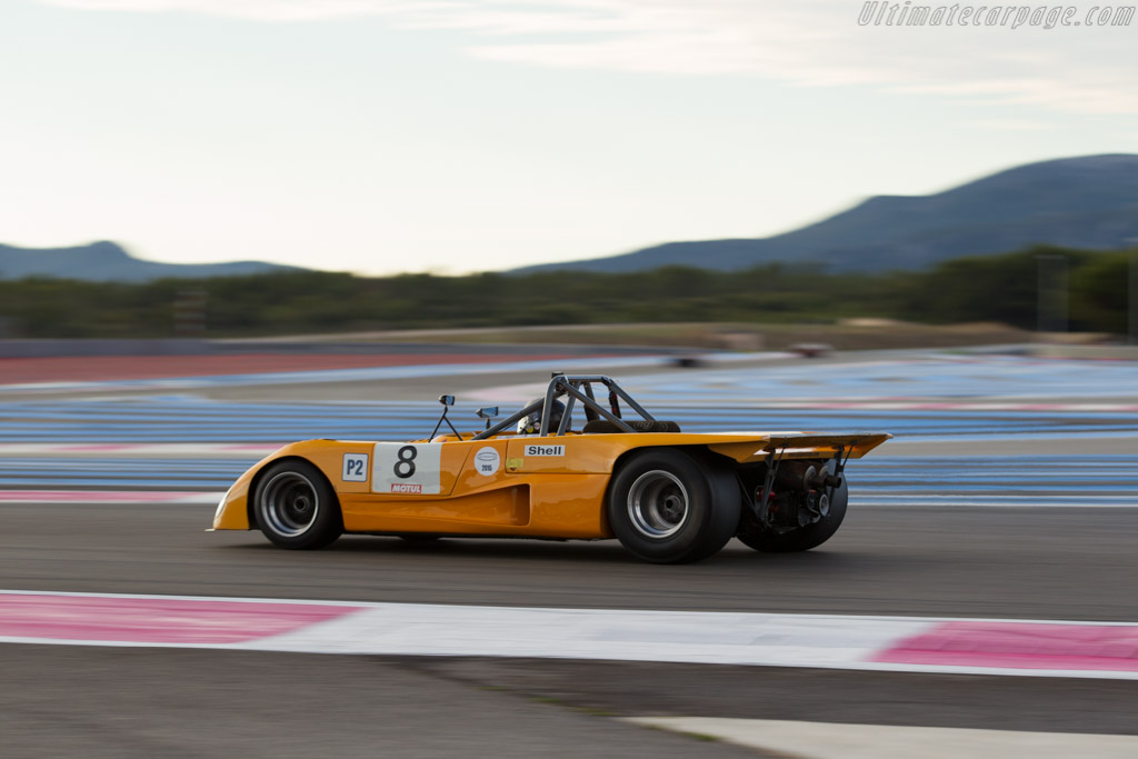Lola T290 Dfv Chassis 1ls593 Driver Philippe Scemama