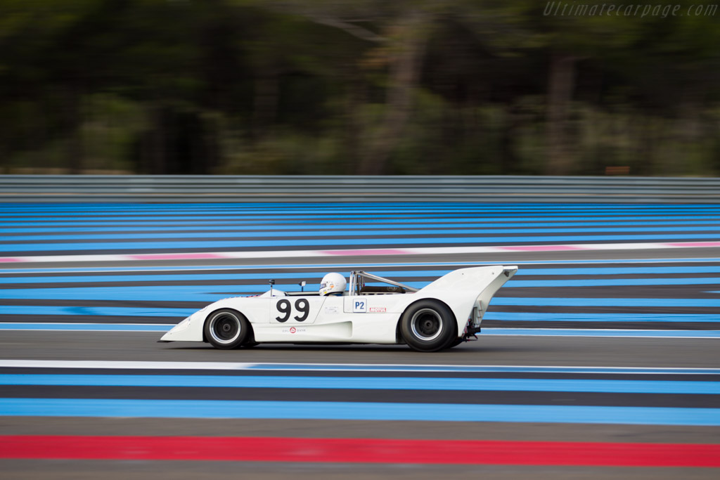 Lola T292 DFV - Chassis: HU50 - Driver: Carlos Monteverde / Gary Pearson  - 2015 Dix Mille Tours