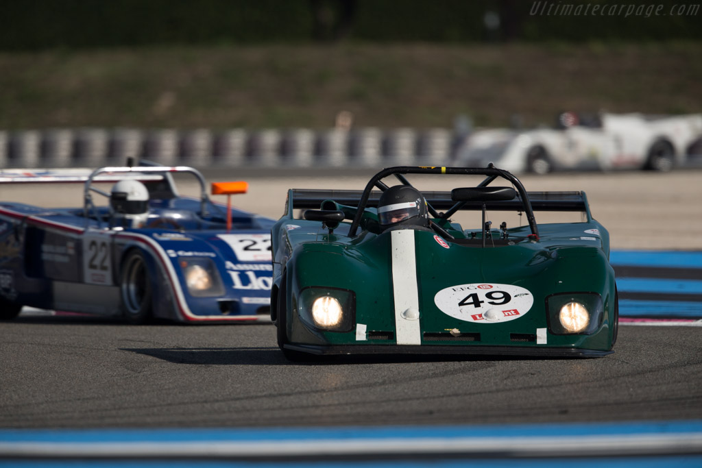 Lola T298 - Chassis: HU95 - Driver: Jim Farley  - 2015 Dix Mille Tours