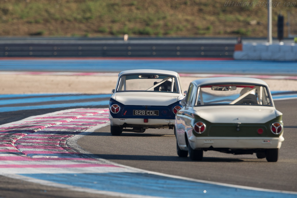 Lotus Cortina - Chassis: 113EZ73B19862 - Driver: Carlos Monteverde / Gary Pearson  - 2015 Dix Mille Tours