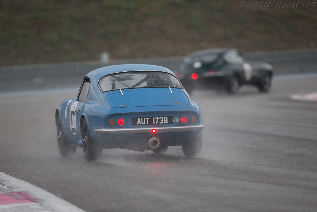 Lotus Elan 26R Shapecraft - Chassis: 26R-7 - Driver: Mike Humphries / Ivor Dunbar  - 2015 Dix Mille Tours
