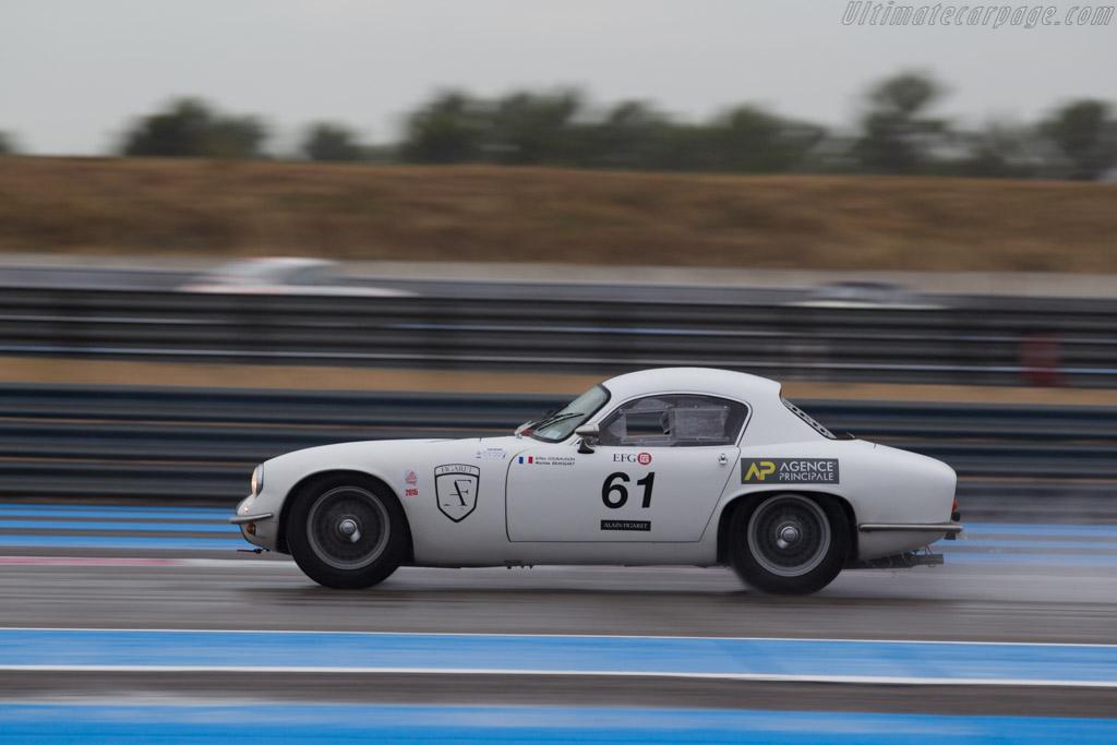 Lotus Elite - Chassis: 1165 - Driver: Gilles Couraudon / Maxime Gransart  - 2015 Dix Mille Tours