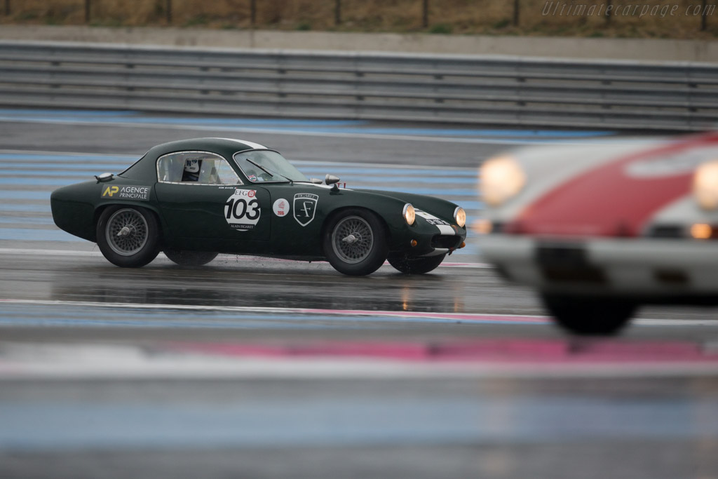 Lotus Elite - Chassis: 1556 - Driver: Kim Gayer / Gilles Couraudon  - 2015 Dix Mille Tours