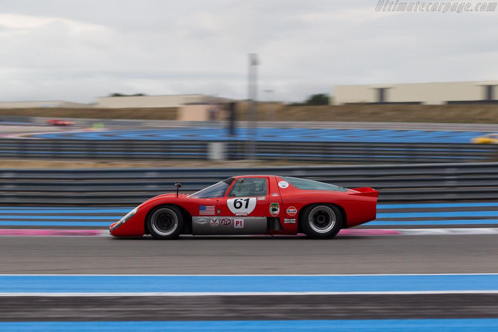 McLaren M6 GT - Chassis: 50-31 - Driver: Thomas Studer  - 2015 Dix Mille Tours