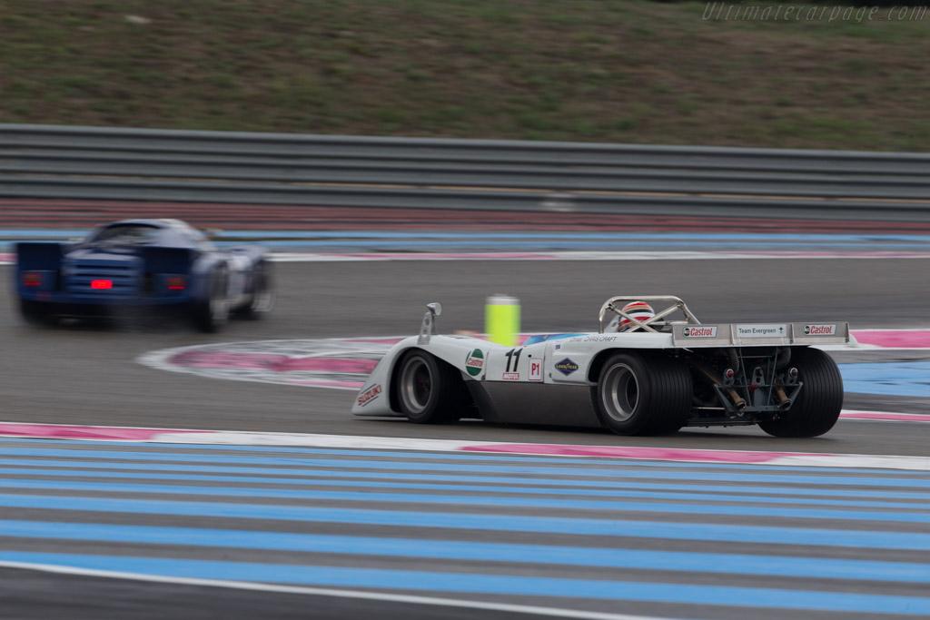 McLaren M8C Cosworth - Chassis: 70-01 - Driver: Marc Devis  - 2015 Dix Mille Tours