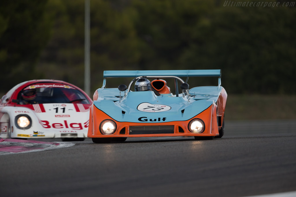 Mirage GR7 Cosworth (Chassis GR7/704 - 2015 Dix Mille ToursClassic Endurance Racing 2) High Resolution Image