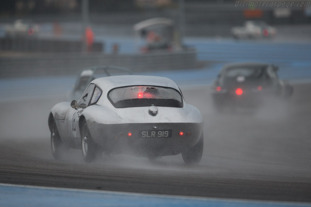 Morgan +4 SLR - Chassis: SLR4 - Driver: John Emberson / Bill Wykeham - 2015 Dix Mille Tours