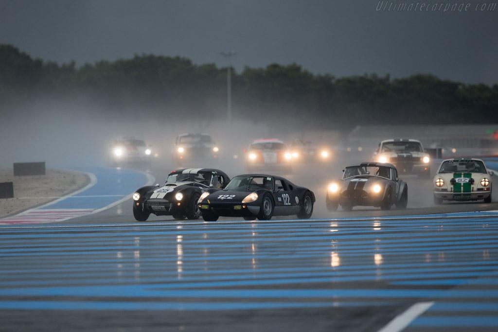 Porsche 904 GTS - Chassis: 904-088 - Driver: Daniel Meier ...