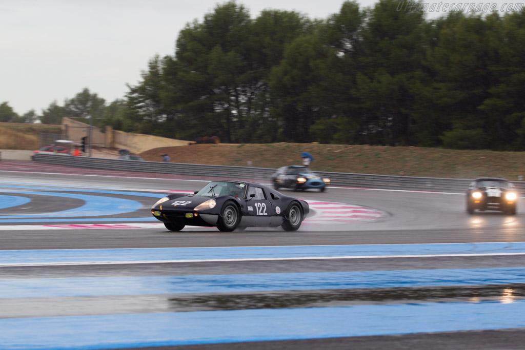 Porsche 904 GTS - Chassis: 904-088 - Driver: Daniel Meier  - 2015 Dix Mille Tours