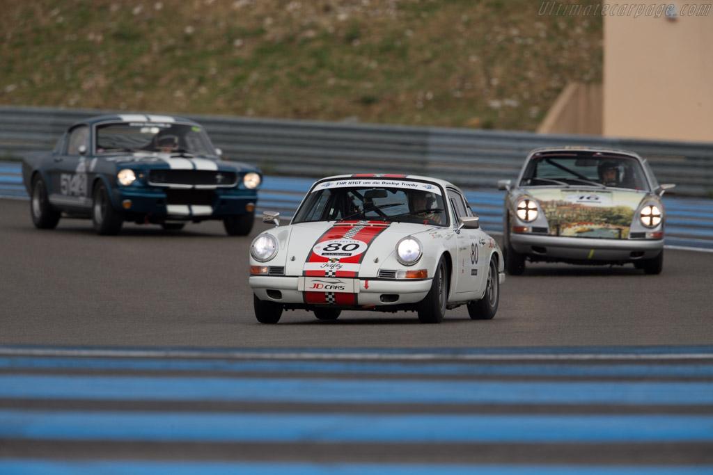 Porsche 911  - Driver: Jacky Daniel / Eric Martin  - 2015 Dix Mille Tours