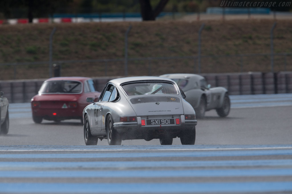 Porsche 911 - Chassis: 300241 - Driver: Andrew Smith / John Young  - 2015 Dix Mille Tours