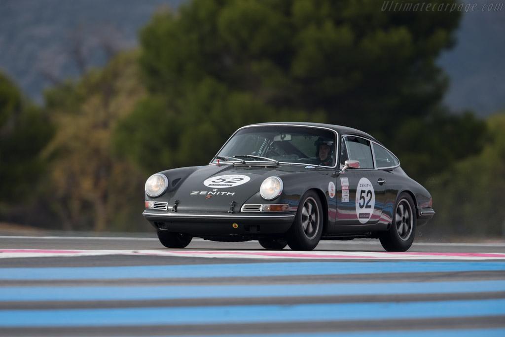 Porsche 911  - Driver: Dominique Vananty  - 2015 Dix Mille Tours