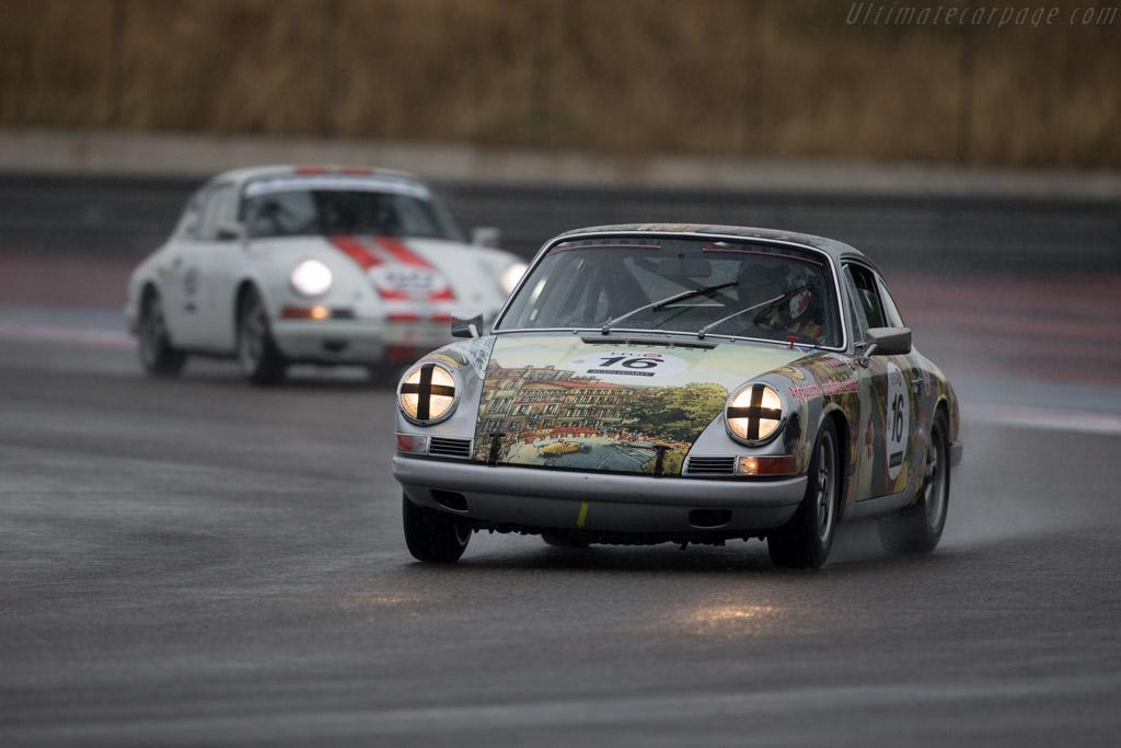 Porsche 911 - Chassis: 304266 - Driver: Damien Kohler  - 2015 Dix Mille Tours