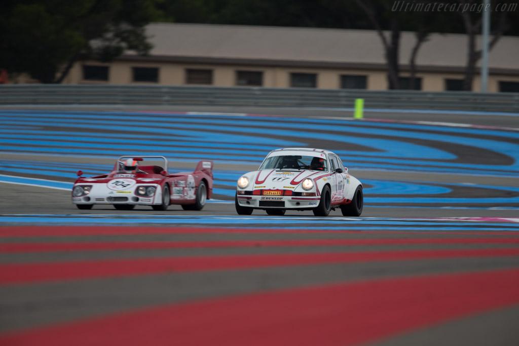 Porsche 911 Carrera RSR 2.8 - Chassis: 911 360 0844 - Driver: Francois Degand  - 2015 Dix Mille Tours