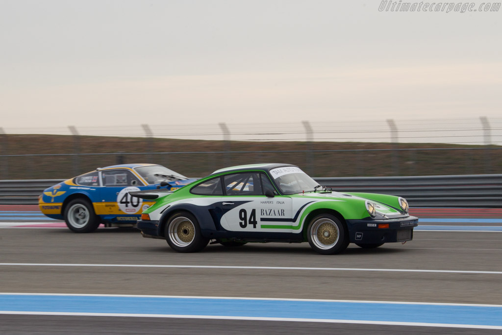 Porsche 911 Carrera RSR 3.0 - Chassis: 911 460 9074 - Driver: Lee Maxted-Page / Mark Sumpter  - 2015 Dix Mille Tours