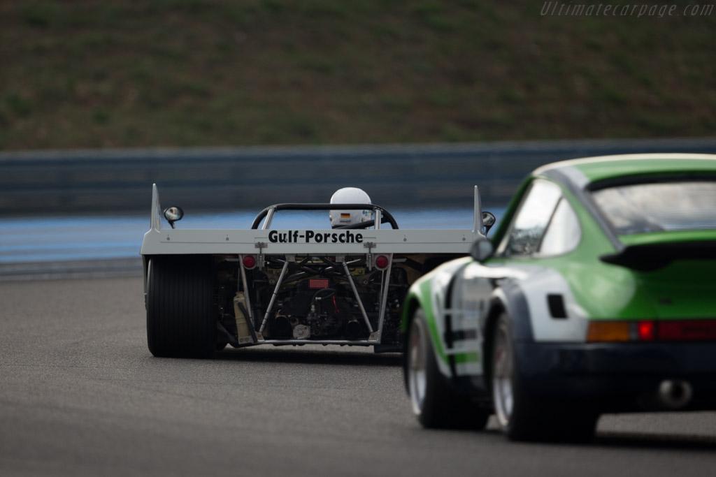 Porsche 917/10 - Chassis: 917/10-002 - Driver: Jürgen Barth / Gerard Larrousse  - 2015 Dix Mille Tours