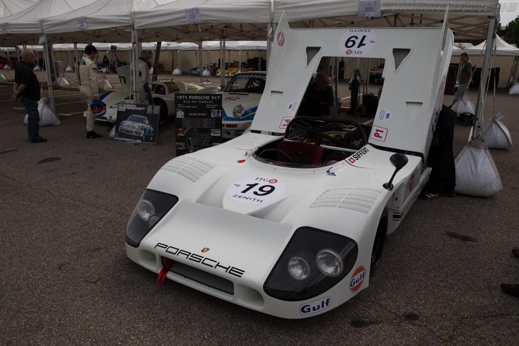 Porsche 917 10 Chassis 917 10 002 Driver J 252 Rgen